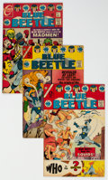 Silver Age (1956-1969):Superhero, Blue Beetle Group of 7 (Charlton, 1965-67) Condition: AverageFN.... (Total: 7 Comic Books)