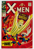 Silver Age (1956-1969):Superhero, X-Men #28 (Marvel, 1967) Condition: FN+. First app...