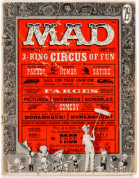 MAD #29 (EC, 1956) Condition: FR/GD