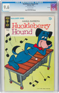 Silver Age (1956-1969):Cartoon Character, Huckleberry Hound #39 File Copy (Gold Key, 1969) CGC NM+ 9.6 Off-white pages....