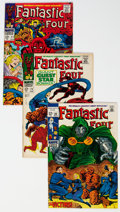 Silver Age (1956-1969):Superhero, Fantastic Four Group of 29 (Marvel, 1966-70) Condition: Average VF-.... (Total: 29 )