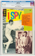 Silver Age (1956-1969):Adventure, I Spy #5 (Gold Key, 1968) CGC NM 9.4 Off-white to white pages....