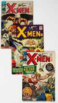 Silver Age (1956-1969):Superhero, X-Men Group of 10 (Marvel, 1965-66) Condition: Average VG.... (Total: 10 )