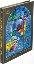 Books:Art & Architecture, Marc Chagall. The Jerusalem Windows. Monte Carlo: [1962]. First edition. With two lithographs by Chagall created for...