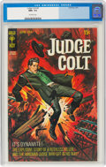 Bronze Age (1970-1979):Western, Judge Colt #4 (Gold Key, 1970) CGC NM+ 9.6 Off-white pages....