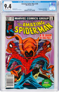 Modern Age (1980-Present):Superhero, The Amazing Spider-Man #238 (Marvel, 1983) CGC NM 9.4 Off-white to white pages....