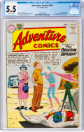 Silver Age (1956-1969):Superhero, Adventure Comics #283 (DC, 1961) CGC FN- 5.5 Off-white pag...