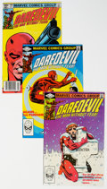 Modern Age (1980-Present):Superhero, Daredevil Group of 48 (Marvel, 1982-86) Condition: Average VF/NM.... (Total: 48 Comic Books)