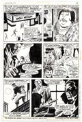 Original Comic Art:Panel Pages, George Tuska and Billy Graham Hero For Hire #10, Story Page 14 Original Art (Marvel Comics, 1973). ...