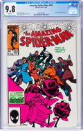 Modern Age (1980-Present):Superhero, The Amazing Spider-Man #253 (Marvel, 1984) CGC NM/MT 9.8 White pages....
