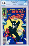 Modern Age (1980-Present):Superhero, Marvel Team-Up #141 (Marvel, 1984) CGC NM+ 9.6 White pages....