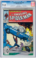 Modern Age (1980-Present):Superhero, The Amazing Spider-Man #306 (Marvel, 1988) CGC NM/MT 9.8 White pages....