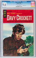 Silver Age (1956-1969):Western, Davy Crockett #2 (Gold Key, 1969) CGC NM+ 9.6 Off-white to white pages....