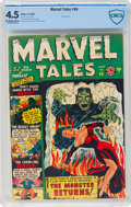 Golden Age (1938-1955):Horror, Marvel Tales #96 (Atlas, 1950) CBCS VG+ 4.5 Off-white to white pages....