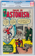 Silver Age (1956-1969):Superhero, Tales to Astonish #45 (Marvel, 1963) CGC VF/NM 9.0 Off-white towhite pages....