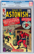 Silver Age (1956-1969):Superhero, Tales to Astonish #54 (Marvel, 1964) CGC NM 9.4 Off-white to whitepages....