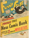 Golden Age (1938-1955):Funny Animal, Funny Stuff #nn (DC, 1946) Condition: VG/FN....