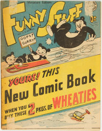 Funny Stuff #nn (DC, 1946) Condition: VG/FN