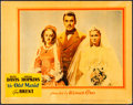 """Movie Posters:Drama, The Old Maid (Warner Brothers, 1939). Very Fine-. Linen Finish Lobby Card (11"""" X 14""""). Drama.. ..."""