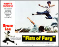 """Movie Posters:Action, The Big Boss (National General, 1972). Very Fine/Near Mint. Lobby Card (11"""" X 14"""") US Title: Fists of Fury. Action.. ..."""