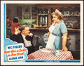 """Movie Posters:Comedy, Never Give a Sucker an Even Break (Universal, 1941). Very Fine. Lobby Card (11"""" X 14""""). Comedy.. ..."""
