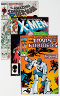 Modern Age (1980-Present):Miscellaneous, Marvel Modern Age Group of 27 (Marvel, 1986-89) Condition: Average VF+.... (Total: 27 )