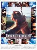 """Movie Posters:Foreign, Keep Your Right Up (Gaumont, 1987). Folded, Very Fine-. French Grande (47"""" X 63""""). Foreign.. ..."""