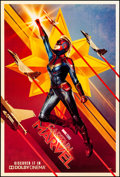 """Movie Posters:Action, Captain Marvel (Walt Disney Studios, 2019). Rolled, Near Mint. One Sheet (26.75"""" X 39.75"""") DS, Teaser. Action.. ..."""