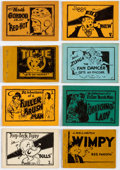 Memorabilia:Comic-Related, Tijuana Bibles Group of 23 (Various, 1940s) Condition: Average GD/VG.... (Total: 23 Items)