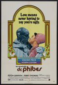 """Movie Posters:Horror, The Abominable Dr. Phibes (AIP, 1971). One Sheet (27"""" X 41""""). Horror Comedy. Starring Vincent Price, Joseph Cotten, Hugh Gri..."""