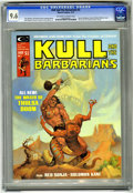 Magazines:Miscellaneous, Kull and the Barbarians #2 (Marvel, 1975) CGC NM+ 9.6 Off-white towhite pages. ...