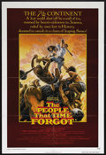 "Movie Posters:Adventure, The People That Time Forgot (AIP, 1977). One Sheet (27"" X 41"").Science Fiction. Starring Doug McClure, Patrick Wayne, and D..."