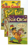 Golden Age (1938-1955):Funny Animal, DC Golden Age Funny Animal Group (DC, 1951-53) Condition: AverageVG.... (Total: 14)
