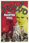 "Movie Posters:Romance, The Painted Veil (MGM, 1934). One Sheet (27"" X 41"") Style D. GretaGarbo stars in this romance as a woman who marries a rese..."