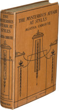 Books:Mystery & Detective Fiction, Agatha Christie. The Mysterious Affair at St...