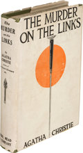Books:Mystery & Detective Fiction, Agatha Christie. The Murder on the Links. New York: Dodd, Mead and Company, 1923. First edition. ...