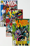 Modern Age (1980-Present):Superhero, X-Men #31-207 Short Box Group (Marvel, 1994-2008) Condition: Average NM-....