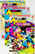 Modern Age (1980-Present):Miscellaneous, Modern Age Independent Comics Long Box Group (Various Publishers, 1980s-90s) Condition: Average VF/NM....