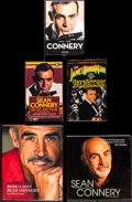 Movie Posters:Drama, Being a Scot by Sean Connery and Murray Grigor (Weidenfeld & Nicolson, 2008) Overall: Very Fine. Autographed British Hardcov... (Total: 15 Items)