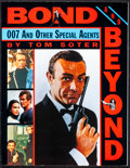 """Movie Posters:James Bond, Bond and Beyond by Tom Sotter & Other Lot (Image, 1993). Very Fine. First Edition Paperback Book (205 Pages, 8.5"""" X 11"""") Fir... (Total: 4 Items)"""