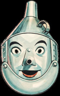 """Movie Posters:Fantasy, The Wizard of Oz (Einson-Freeman, 1939). Fine/Very Fine. Masks (2) (Approx. 8"""" X 10.25""""). Fantasy.. ... (Total: 2 Items)"""