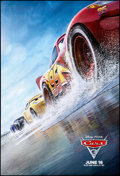 """Movie Posters:Animation, Cars 3 & Other Lot (Walt Disney Studios, 2017). Rolled, Very Fine+. One Sheet (27"""" X 40"""") & Poster (18.5"""" X 27"""") DS, Advance... (Total: 2 Items)"""