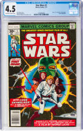 Bronze Age (1970-1979):Science Fiction, Star Wars #1-24 Group (Marvel, 1977-79) Condition: Average VF+.... (Total: 25 Comic Books)