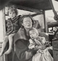 Photographs:Gelatin Silver, Dorothea Lange (American, 1895-1965). A Group Four Photographs from the 1930s (4 works), 1936-1939. Gelatin silver, prin... (Total: 4 )