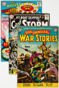 Golden Age (1938-1955):Miscellaneous, DC Golden to Bronze Age Comics Group of 22 (DC, 1953-71) Condition: Average VG-.... (Total: 22 Comic Books)
