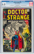 Silver Age (1956-1969):Superhero, Doctor Strange #169 (Marvel, 1968) CGC FN 6.0 Off-white to white pages....