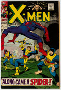 Silver Age (1956-1969):Superhero, X-Men #35 (Marvel, 1967) Condition: FN/VF. First a...