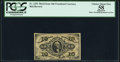 Fractional Currency:Third Issue, Fr. 1251 10¢ Third Issue PCGS Apparent Choice About New 58.. ...
