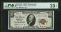 Fr. 1860-I* $10 1929 Federal Reserve Bank Note. PMG Very Fine 25 EPQ