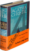 Books:Mystery & Detective Fiction, Agatha Christie. The Big Four.